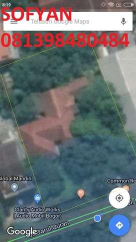 Tanah / Bangunan di Kawasan Komersial