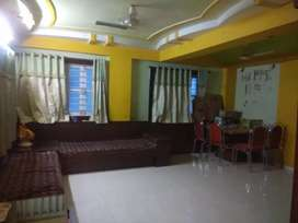 Furnished flat for rent in Satadhar