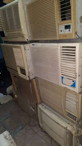Best Offer on used Window 'AC' just in 5500 to 7500.Cont.KARIMI SALES