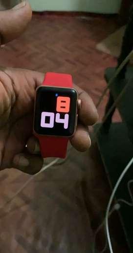 Apple Series 3 watch Cellular Gold