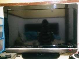 "Jual TV Sharp Aquos LCD 32"" inch"