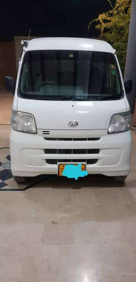 WHITE COLER HIJET  IN EXCELLENT CONDITION