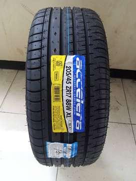 Ban Mobil Racing 45 205 R17 Accelera Phi-R 205/45 Ring 17