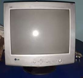LG Monitor in good condition