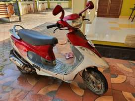 TVS Scooty 2005 Well Maintained