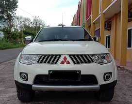 PAJERO SPORT EXCEED 4X4 MATIC 2011