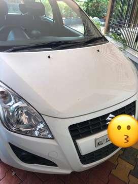 Maruti Suzuki Ritz Vxi BS-IV, 2016, Petrol