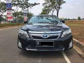 Camry L Hybrid 2.5 Hitam 2012 Rawatan
