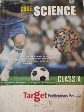 Target Science Guide CBSE Class 10