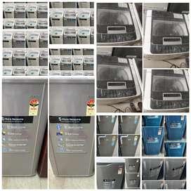 Best 5 year warranty single door Fridge // washing machine available v