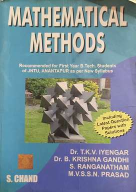 Mathematical methods