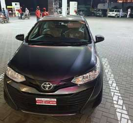 Toyota/Yaris 2020 Now get on easy monthly installment