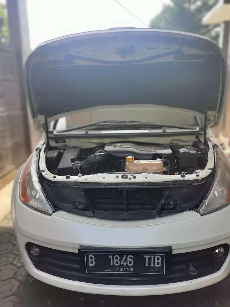 Tata Aria Diesel turbo 2014 Manual Super irit tenaga mantab