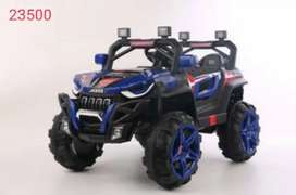 New kids Electric Jeep double motor ride on toy