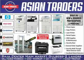 Any time Ready Stock color Photocopier with printer scannern