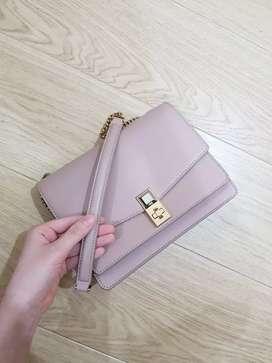 PEDRO Sling Bag in Dusty Pink (Tas Selempang)