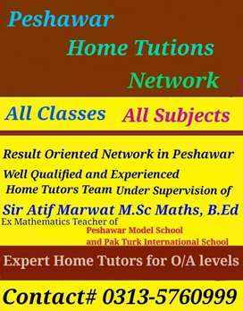 Peshawar Home Tuitions Network
