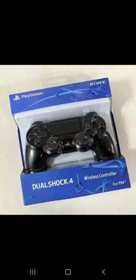 Brand new Ps4 controller in box.