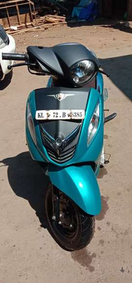 2018 model Yamaha fasino for sale in good condition