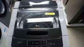 Original LG// company warranty// automatic// 7.5 kg
