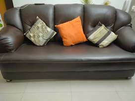 Sofa 3+1 and 1 recliner