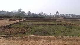 Plot For Sale BDA,BMC,Yellow Zone With 30ft Road At Pahala,Bhubaneswar