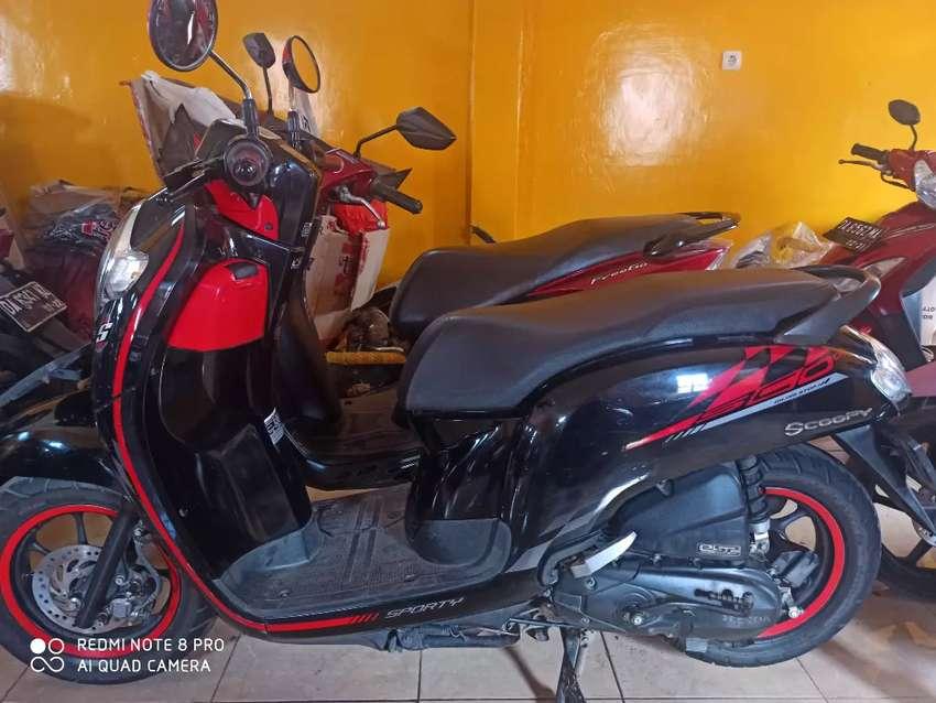 Scoopy Honda Led Tahun 2019