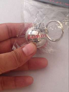 Sealed-Original 'Lord's-The Home of Cricket' Keychain