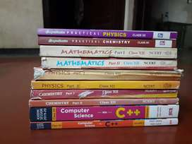 NCERT XII Textbooks