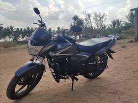 HONDA CB SHINE SELF DISC