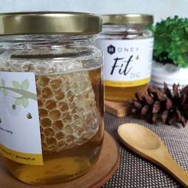 Sarang Madu / Honeycomb Madu Murni Asli Purwokerto Banyumas