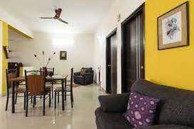 3 BHK furnished for resale in Kharadi