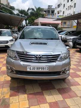 Toyota Fortuner 3.0 4x2 Manual, 2016, Diesel
