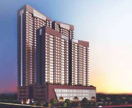 2 BHK 521 Sq. Ft. Apartment in UK Iridium at Kandivali East