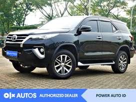 [OLXAutos] Toyota Fortuner 2017 VRZ 4X2 2.4 Diesel A/T #Power Auto ID