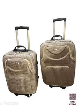 Brand New Combo Travel Trolley Bags