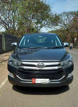 Toyota Innova Crysta 2.8 ZX AT, 2016, Diesel