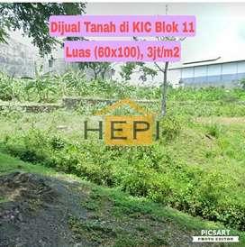 Jual Murah Tanah di KIC Gatot Subroto