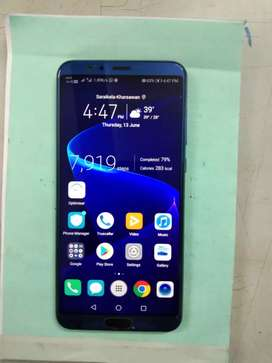 Honor view 10 6 gb 128 Exchange or sale