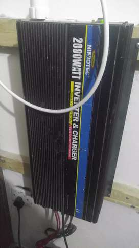 Imported Inverter with Charger