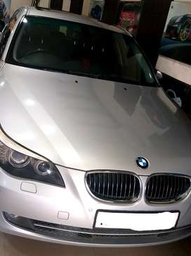 BMW 5 Series 530d Sedan, 2010, Diesel