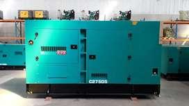 Genset CUMMINS 8/9/10/15/20/30/60/75/80/90/120/140/160/180/600 kVA