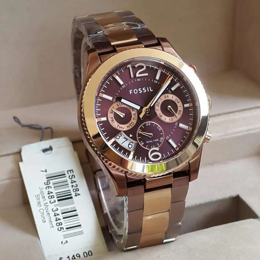 Fossil Perfect Boyfriend ES4284 Original 0