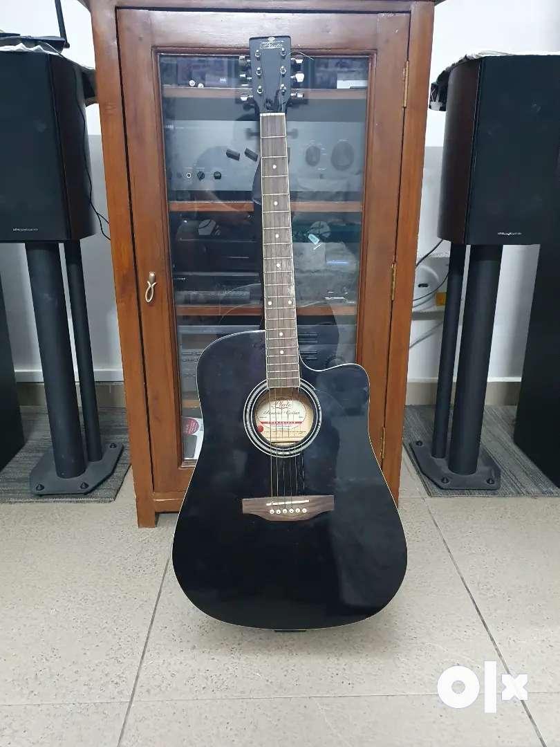 Pluto Electro Acoustic Guitar 0