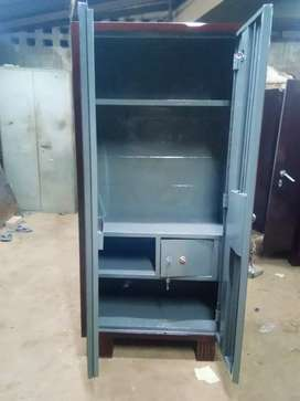 """New steel almira size 66""""  free delivery Gurgaon 3km"""