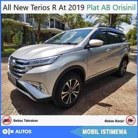 All New Terios R At 2019 AB Tgn1 Orisinil Bisa Kredit