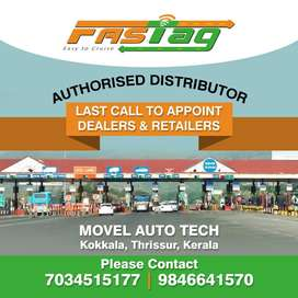 FASTAG FOR DISTRIBUTORS