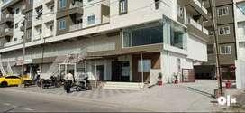 1240sqft shop on 1st floor Available for sale in Prakruti Greens-Vadod