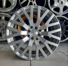 Velg HSR BRITAIN R17 silver Avanza Xenia, Mobilio, Yaris, Livina new
