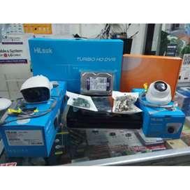 Promo pasang camera CCTV area Jakarta hilook dan hikvision DLL